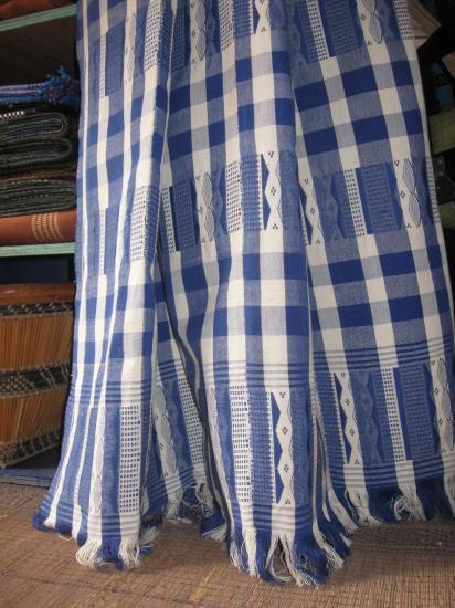 Obra Mandinga 2 version motifs bleus