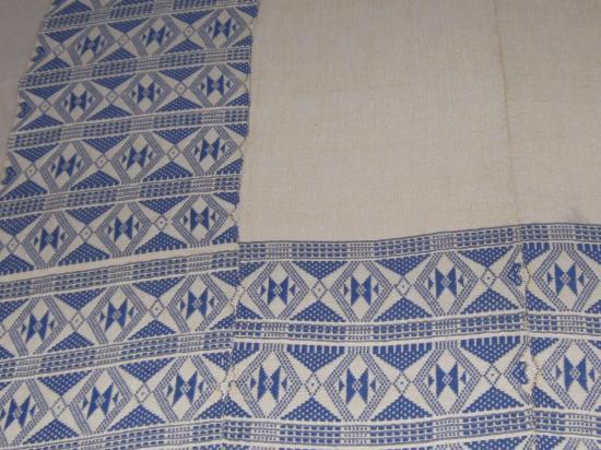 Cap Vert 2 version nappe bleue