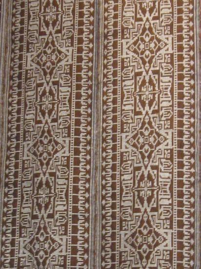 Gênes version brune détail
