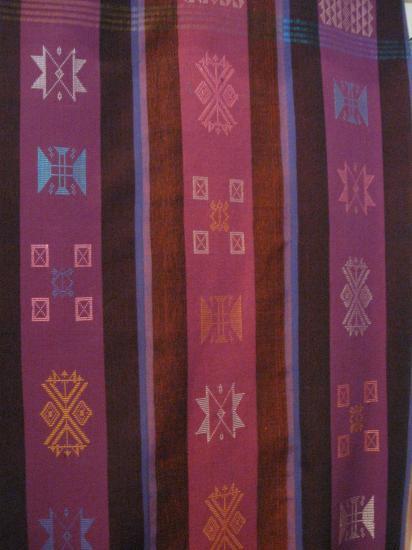 Latrus mural détail